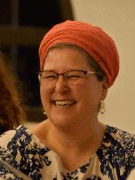 הרבנית דבורה עברון , מנהלת המכון למנהיגות הלכתית ע''ש סוזי ברדפילד ז''ל