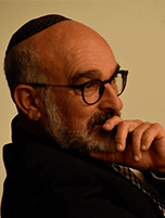 הרב יהושע (שוקי) רייך, ראש המכון ומגיד שיעור בהלכה וגמרא
